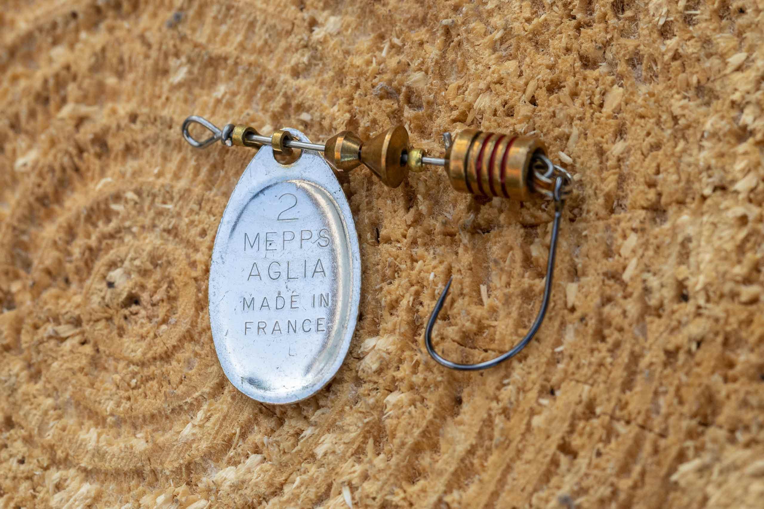 Der Mepps Spinner, Bild 2