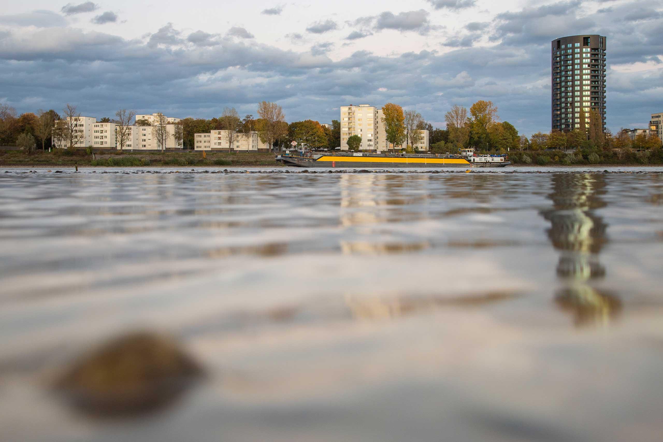 Gewässersteckbrief Rhein