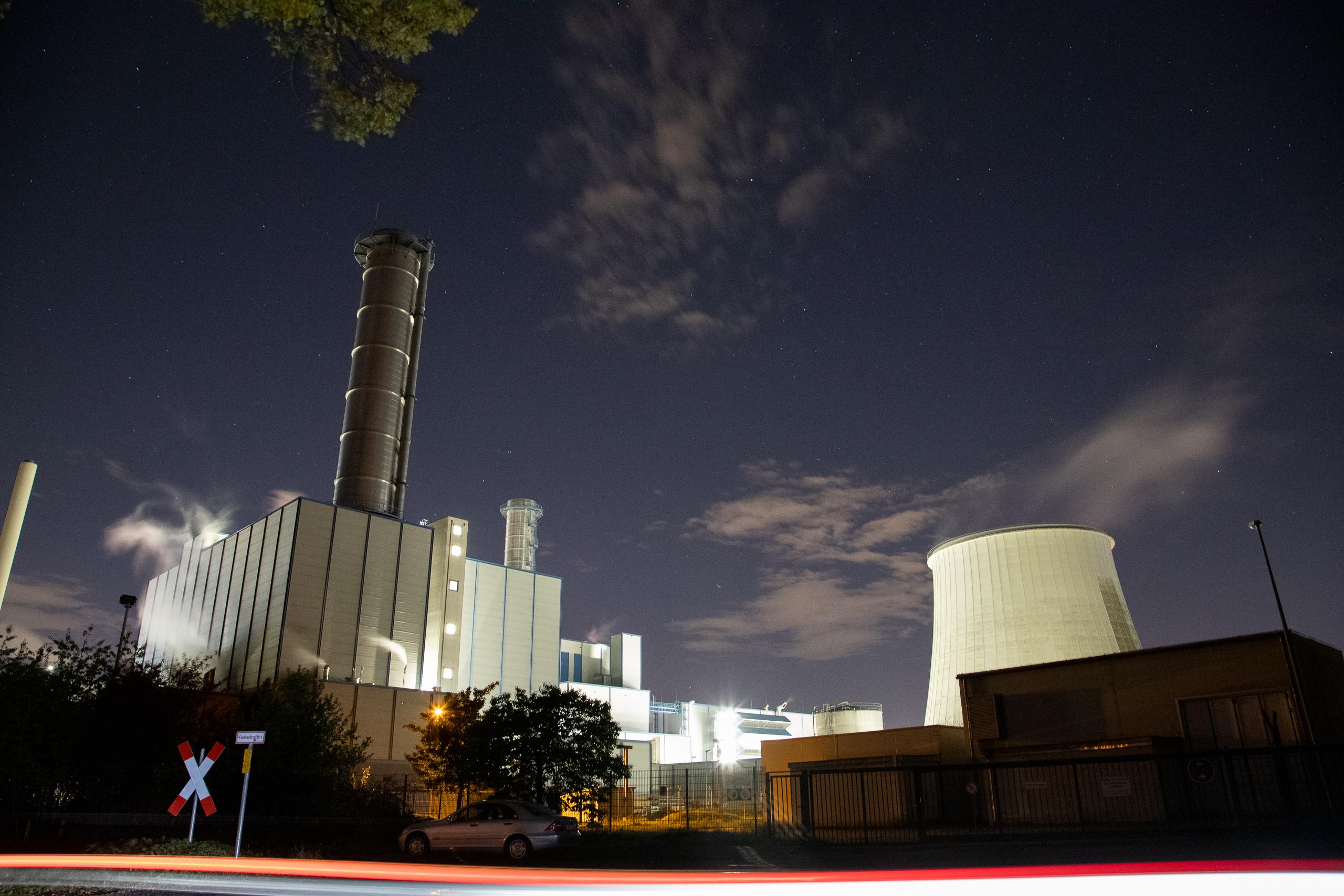 RheinEnergie, Heizkraftwerk Niehl, Köln
