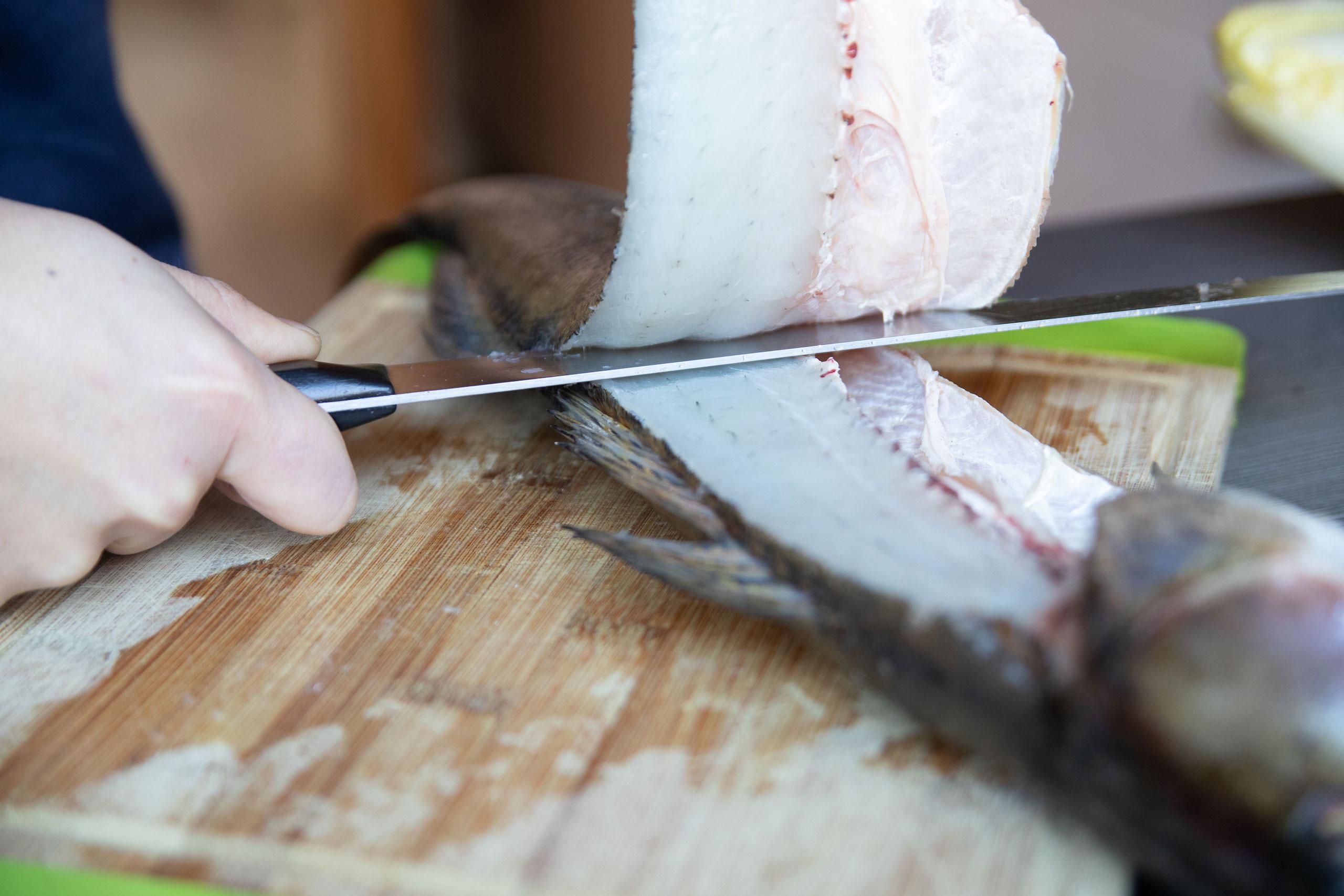 Catch and Cook - Zander filetieren