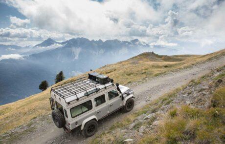 Urlaub in den italienischen Alpen